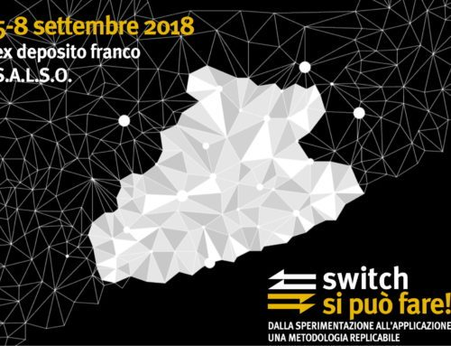 """L'equipaggio SWITCH sbarca in Calata Anselmi per riaprire il porto terrestre """"Ex Deposito Franco SALSO"""""""